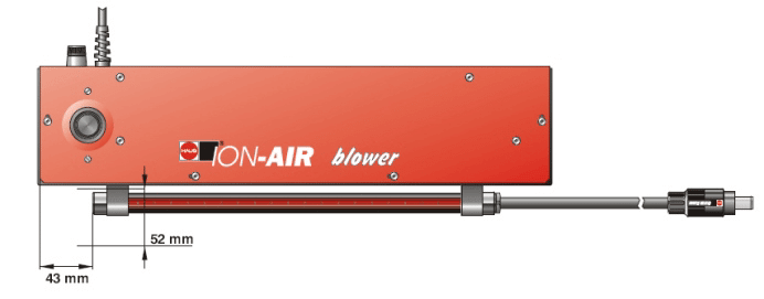 ION AIR BLOWERS