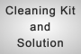 Cleaning kit and Solution