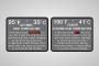 Temperature-Labels