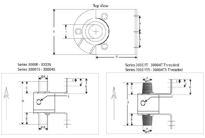 Standard Ring Vac Dimension